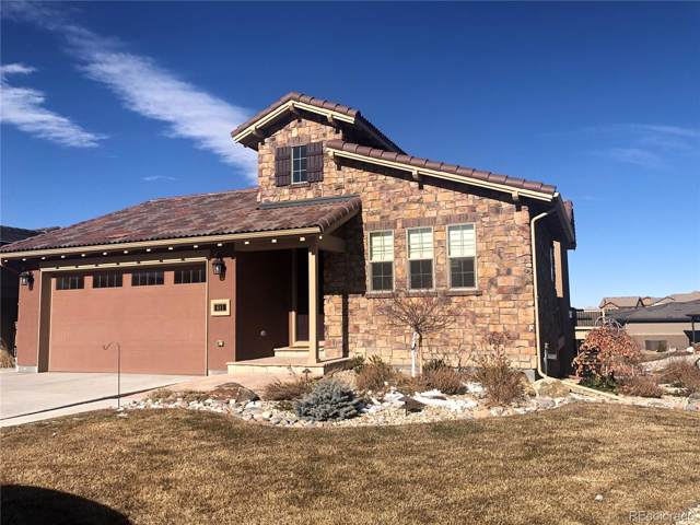 611 Sweetberry Place, Highlands Ranch, CO 80126 (#8221298) :: The Dixon Group