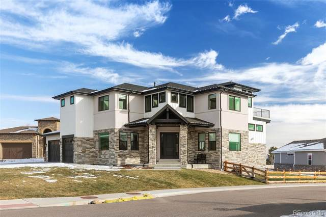 14652 W 57th Drive, Arvada, CO 80403 (#8221466) :: The Dixon Group