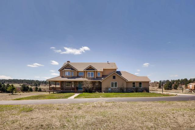 401 Grey Squirrel Way, Franktown, CO 80116 (#8221718) :: The HomeSmiths Team - Keller Williams