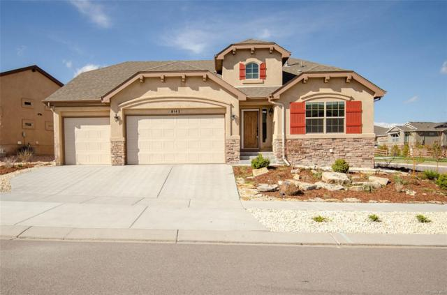 6142 Rowdy Drive, Colorado Springs, CO 80924 (MLS #8221964) :: Kittle Real Estate