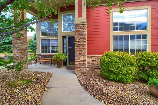 13803 Legend Way #104, Broomfield, CO 80023 (#8222044) :: The Heyl Group at Keller Williams