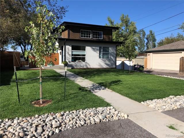 1215 E Iowa Avenue, Denver, CO 80210 (MLS #8222051) :: 8z Real Estate