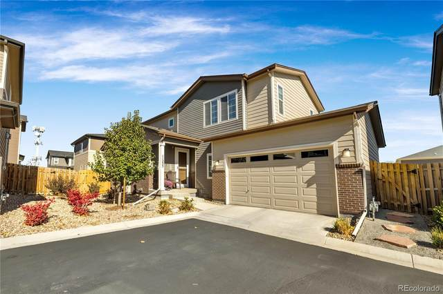 11233 S Neu Towne Circle, Parker, CO 80134 (#8222106) :: You 1st Realty