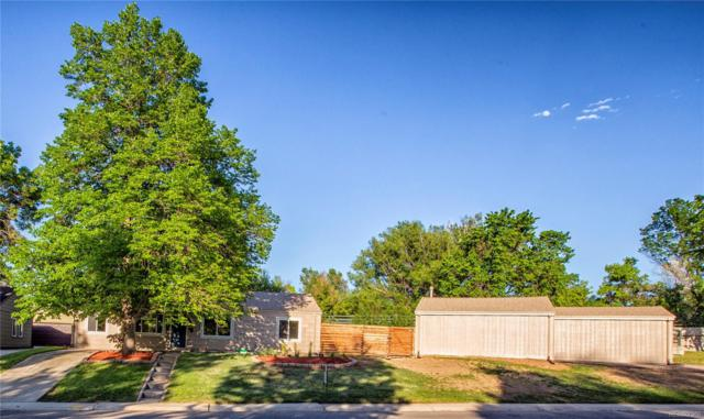 3092 S Grape Way, Denver, CO 80222 (#8222394) :: The City and Mountains Group