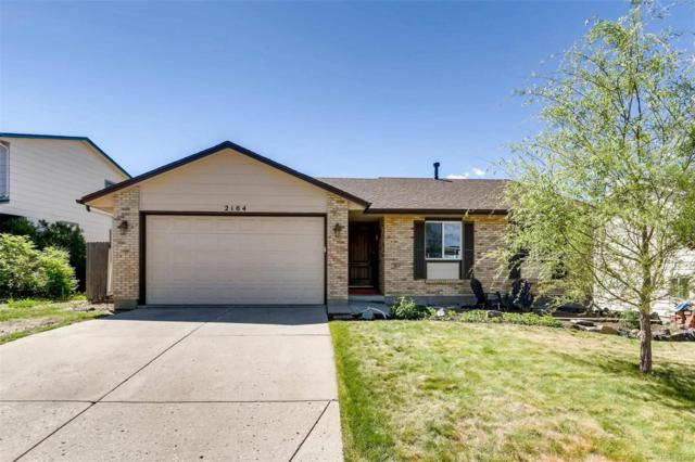 2104 Vineyard Drive, Castle Rock, CO 80104 (#8222489) :: The DeGrood Team