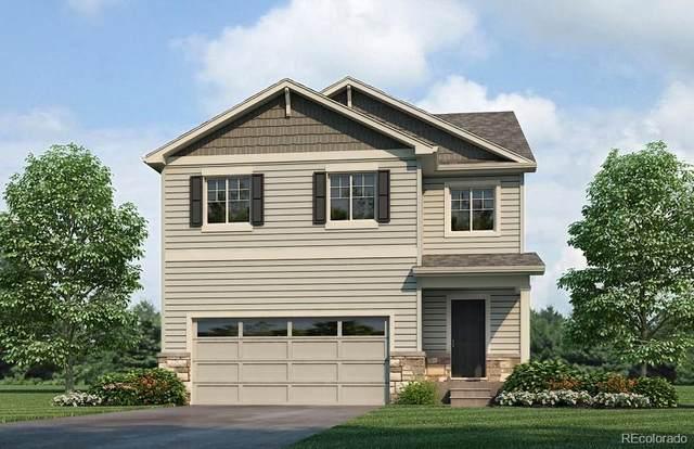 203 Coyote Street, Bennett, CO 80102 (MLS #8222955) :: 8z Real Estate