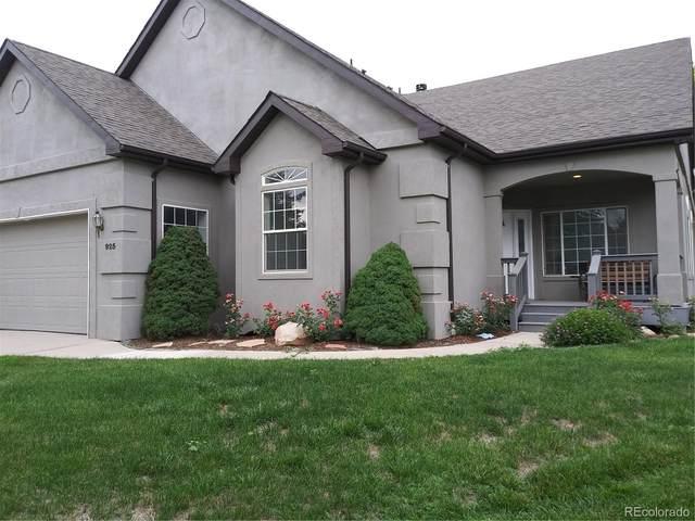 925 Falcon Ridge Court, Eaton, CO 80615 (MLS #8223162) :: Find Colorado Real Estate