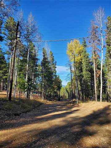 Ute Trail, Evergreen, CO 80439 (#8223449) :: You 1st Realty