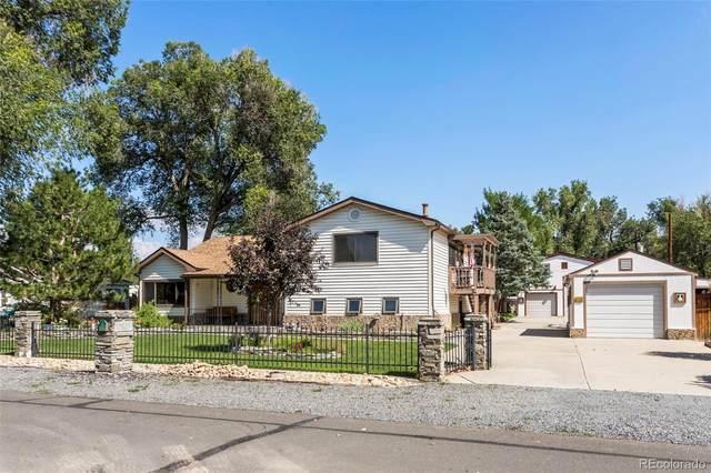 10525 W 46th Avenue, Wheat Ridge, CO 80033 (MLS #8223469) :: Neuhaus Real Estate, Inc.