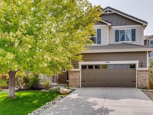 4192 Aspenmeadow Circle, Highlands Ranch, CO 80130 (MLS #8223595) :: 8z Real Estate