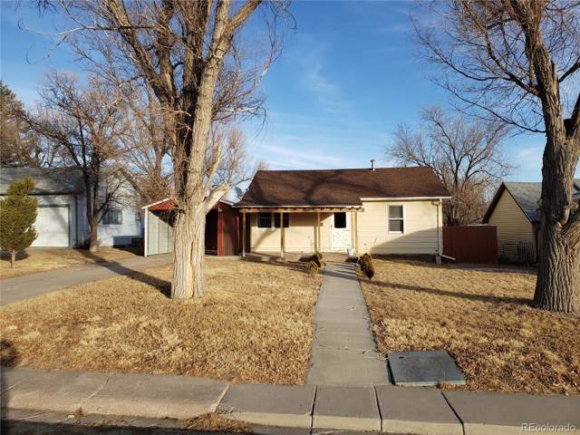 540 K Avenue, Limon, CO 80828 (MLS #8223659) :: 8z Real Estate