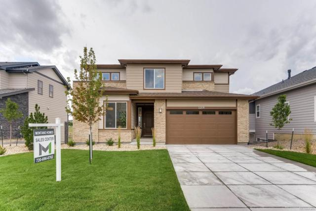 22531 E Hinsdale Avenue, Aurora, CO 80016 (#8223761) :: The Peak Properties Group
