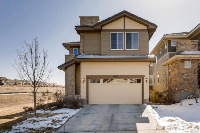 10450 Rutledge Street, Parker, CO 80134 (#8224155) :: The Peak Properties Group