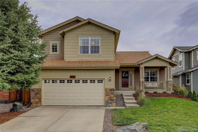 3278 Willowrun Drive, Castle Rock, CO 80109 (#8224668) :: The HomeSmiths Team - Keller Williams