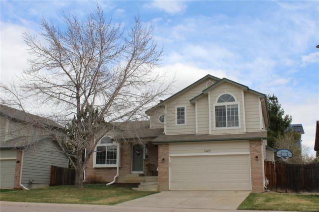 20872 E Princeton Place, Aurora, CO 80013 (#8224966) :: Colorado Team Real Estate