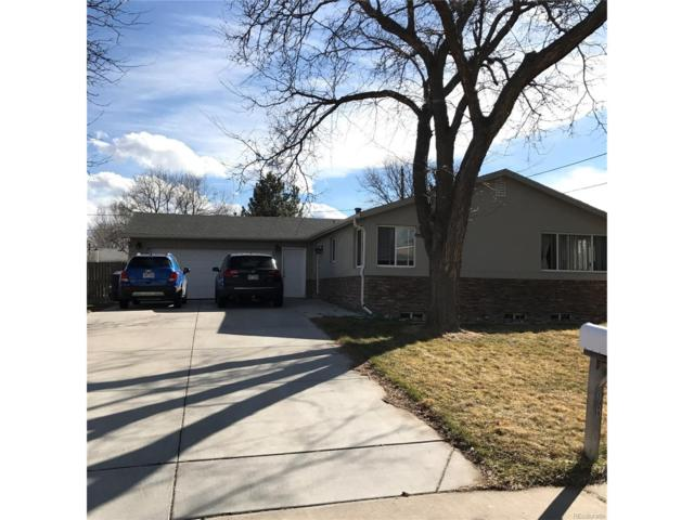 9850 W 76th Place, Arvada, CO 80005 (MLS #8225141) :: 8z Real Estate