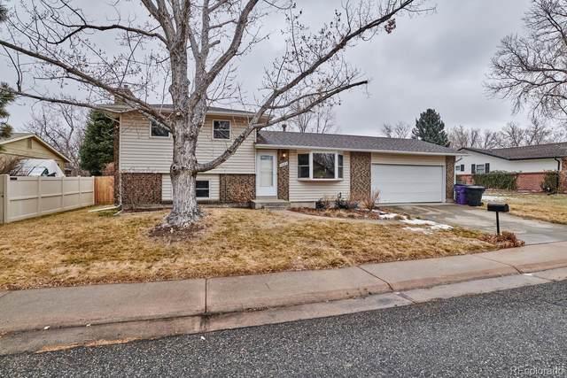 3062 S Florence Court, Denver, CO 80231 (MLS #8225320) :: Neuhaus Real Estate, Inc.
