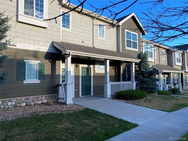 14700 E 104 Avenue #1802, Commerce City, CO 80022 (MLS #8225454) :: 8z Real Estate