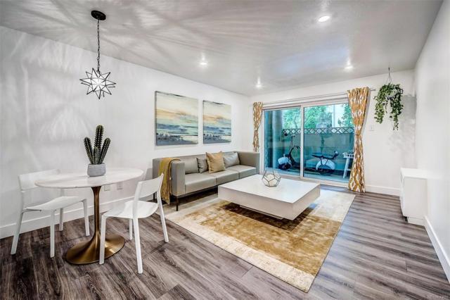 1175 Vine Street #101, Denver, CO 80206 (#8225626) :: 5281 Exclusive Homes Realty