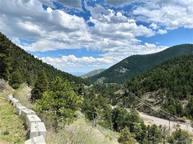 Coal Creek Tbd, Golden, CO 80403 (MLS #8225726) :: Bliss Realty Group