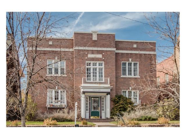 955 Washington Street #5, Denver, CO 80203 (#8225948) :: The Peak Properties Group
