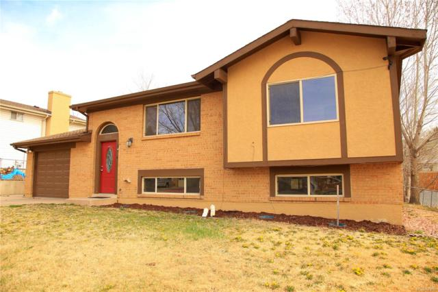 1913 Montezuma Drive, Colorado Springs, CO 80910 (#8226830) :: The Pete Cook Home Group