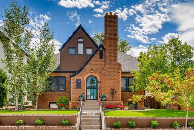 474 S Gaylord Street, Denver, CO 80209 (#8227107) :: The DeGrood Team