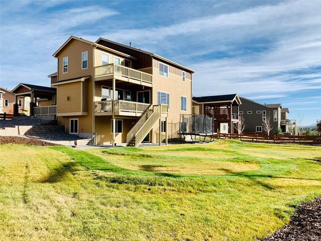 17227 Leisure Lake Drive, Monument, CO 80132 (MLS #8227331) :: 8z Real Estate