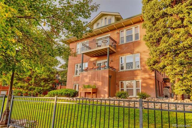3249 W Fairview Place #111, Denver, CO 80211 (#8227471) :: Chateaux Realty Group