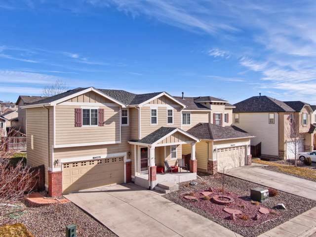 14279 White Peak Drive, Colorado Springs, CO 80921 (MLS #8227624) :: 8z Real Estate