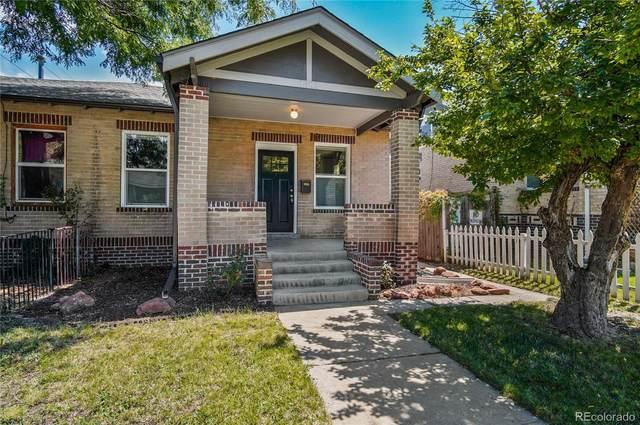 1388 Raleigh Street, Denver, CO 80204 (MLS #8227688) :: Kittle Real Estate