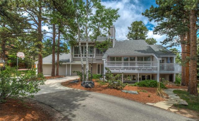 2288 Hiwan Drive, Evergreen, CO 80439 (#8227774) :: The Griffith Home Team