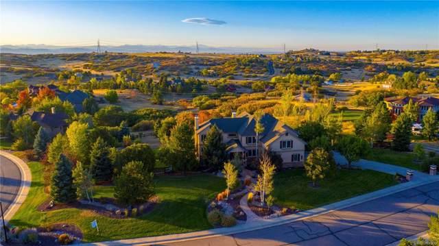 8897 Ridgepoint Way, Castle Pines, CO 80108 (MLS #8227793) :: Keller Williams Realty