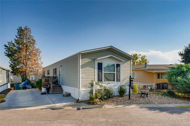 1801 W 92nd Avenue, Federal Heights, CO 80260 (MLS #8227808) :: Kittle Real Estate
