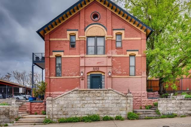 3233 Osage Street 2B, Denver, CO 80211 (#8227821) :: Briggs American Properties