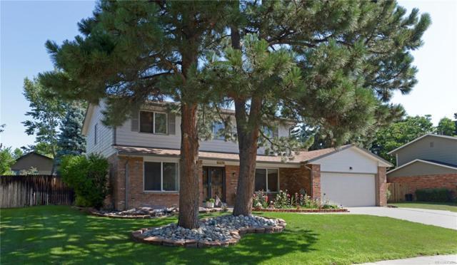 6679 W Roxbury Drive, Littleton, CO 80128 (#8227915) :: Ben Kinney Real Estate Team