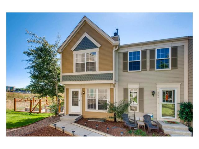 10856 Bayfield Way, Parker, CO 80138 (#8227960) :: The Griffith Home Team