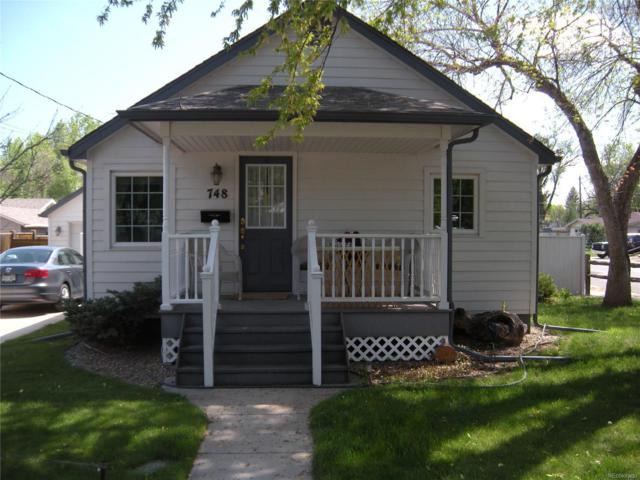 748 W 10 Street, Loveland, CO 80537 (MLS #8228051) :: 8z Real Estate