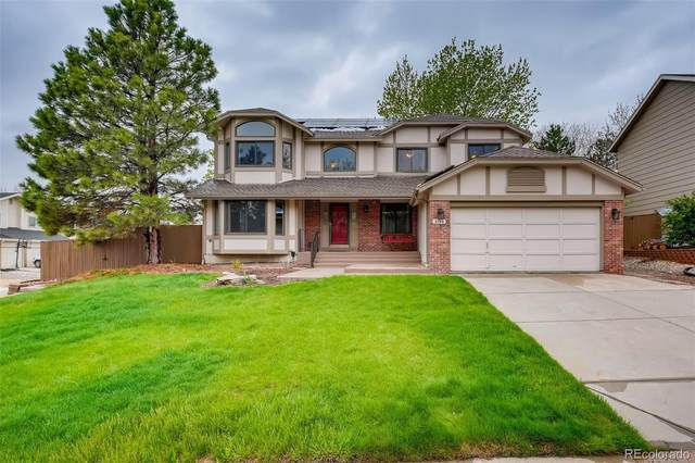 8745 Meadowlark Circle, Highlands Ranch, CO 80126 (#8228192) :: The Griffith Home Team