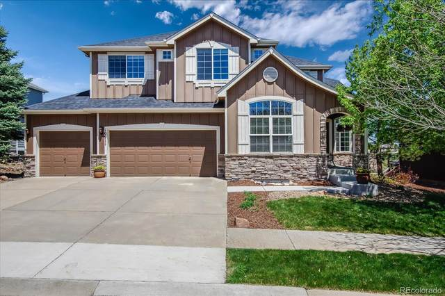 10911 W Indore Drive, Littleton, CO 80127 (#8228196) :: The Colorado Foothills Team | Berkshire Hathaway Elevated Living Real Estate