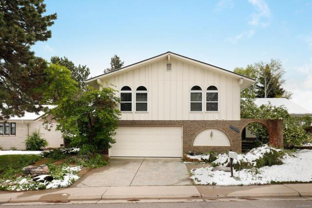 3782 S Quebec Street, Denver, CO 80237 (#8228545) :: The Griffith Home Team