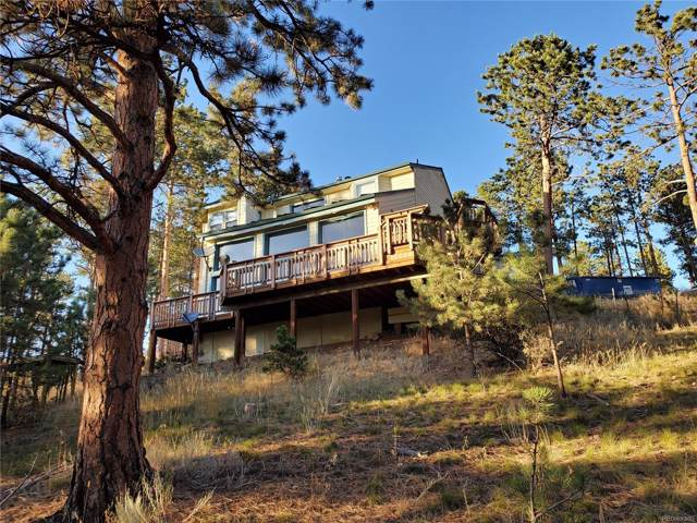 24848 Richmond Hill Road, Conifer, CO 80433 (MLS #8228546) :: Bliss Realty Group