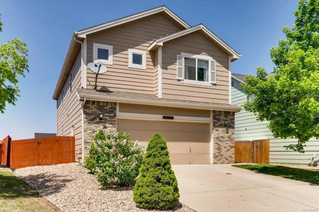 10512 Sunburst Avenue, Firestone, CO 80504 (MLS #8228578) :: 8z Real Estate