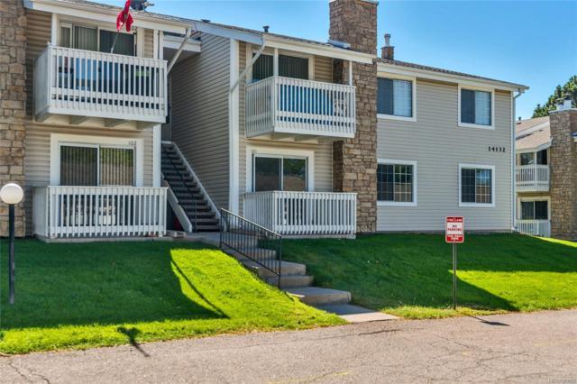 14132 E Colorado Drive #101, Aurora, CO 80012 (#8228794) :: My Home Team