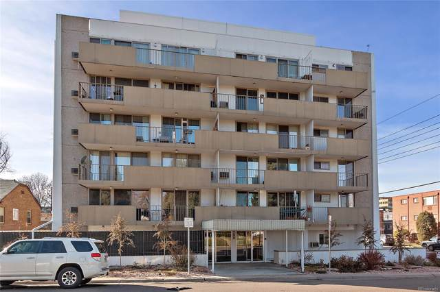 799 Dahlia Street #506, Denver, CO 80220 (MLS #8228860) :: Keller Williams Realty