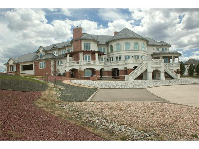8780 Ridgepoint Drive, Castle Pines, CO 80108 (#8229178) :: The Sold By Simmons Team