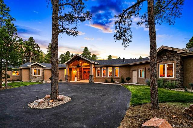 11781 Smokey Hill Grove, Colorado Springs, CO 80908 (#8229196) :: Venterra Real Estate LLC