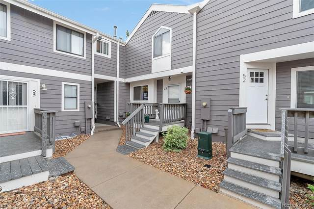 6785 W 84th Way #53, Arvada, CO 80003 (MLS #8229333) :: 8z Real Estate