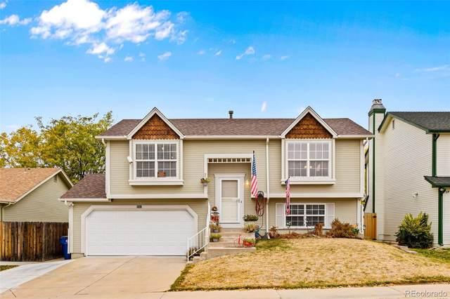 4541 S Quintero Street, Aurora, CO 80015 (#8229549) :: iHomes Colorado