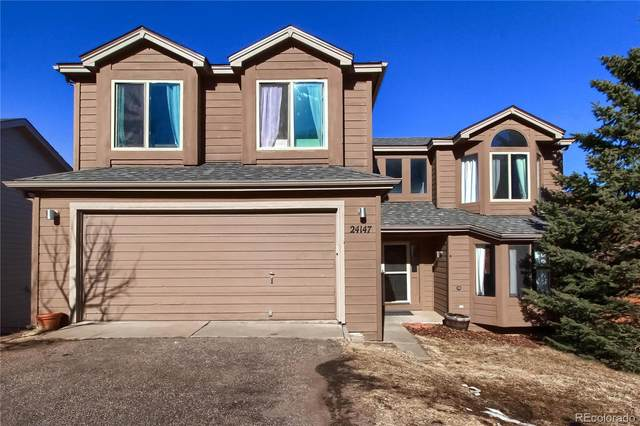 24147 Deer Valley Road, Golden, CO 80401 (#8230106) :: The Scott Futa Home Team
